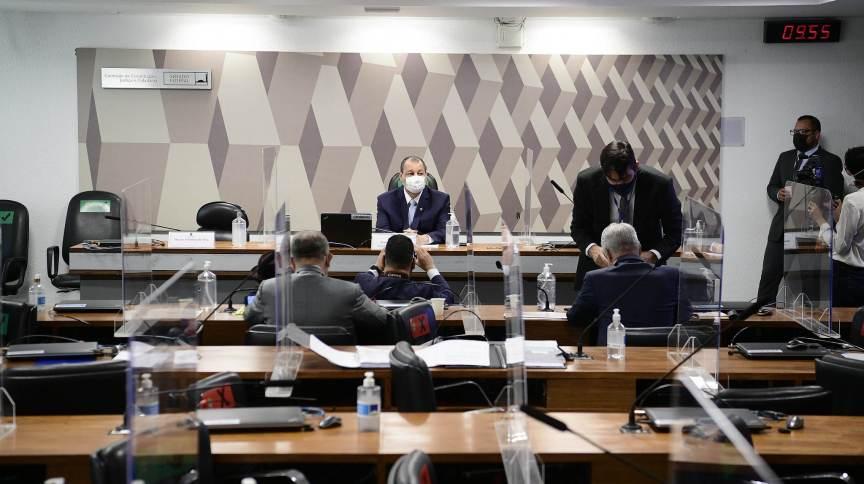 Votação do relatório da CPI da Pandemia deve ser realizada no dia 20 de outubro