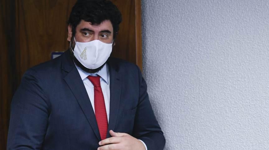 Marconny Faria passa à condição de investigado da CPI da Pandemia no Senado Federal