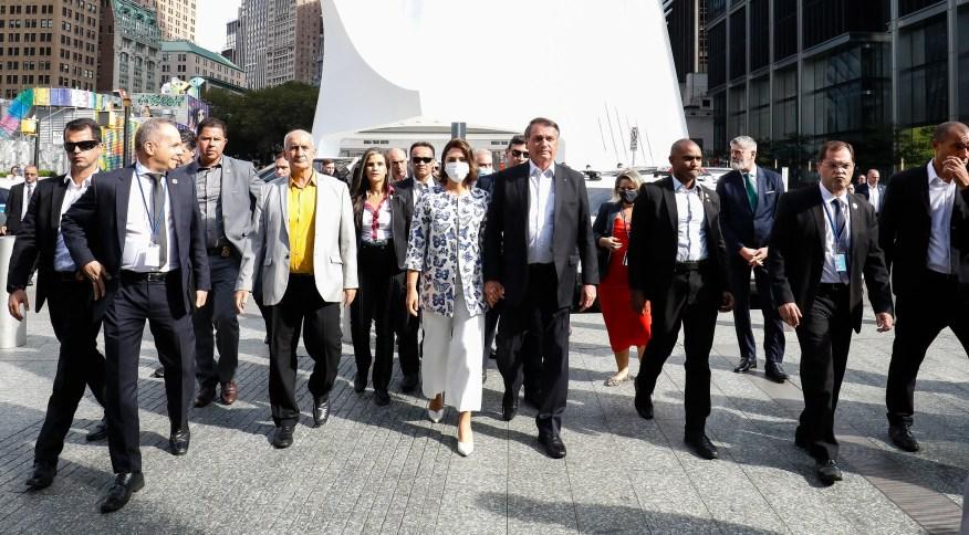 Ministros do Turismo, Justiça, Secretaria-Geral e do Meio Ambiente testaram negativo para a Covid-19 após a Assembleia-Geral da ONU, em Nova York