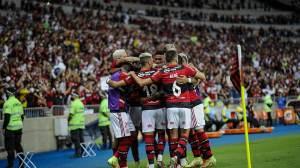 Maracanã recebe mais de 23 mil torcedores em jogo do Flamengo na Libertadores