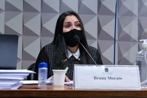 """Bruna Morato representa médicos que denunciaram, em dossiê, a orientação da operadora de prescrever medicamentos do """"kit covid"""" indiscriminadamente"""