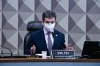 Prevent era laboratório do gabinete paralelo do governo, diz Randolfe Rodrigues