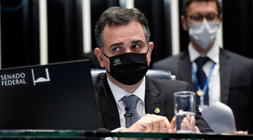 Rodrigo Pacheco, presidente do Senado