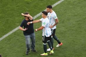 Segundo relatório, membro da delegação argentina omitiu informações sobre jogadores