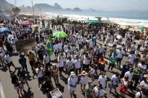 Protestos convocados pelo MBL, Vem Pra Rua e Livres foram articulados em paralelo aos atos de 7 de Setembro, mas não tomaram as ruas das principais cidades do país