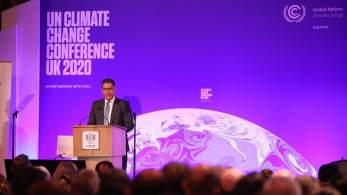 Negociações climáticas internacionais na Escócia, em novembro, acontecerão em momento crucial para garantir compromisso das nações com metas de redução de emissões