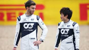 Equipe satélite da Red Bull, única a pontuar em todas as corridas de 2021, manterá sua dupla de pilotos na próxima temporada