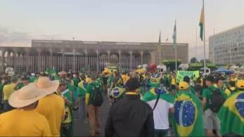 Presidente Bolsonaro deve discursar na Esplanada dos Ministérios pela manhã e, à tarde, se deslocará para participar de atos na capital paulista