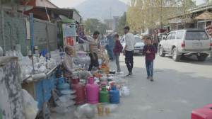 Afeganistão se aproxima do colapso, dizem Suécia e Paquistão