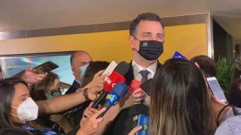 Presidente do Senado também falou sobre a carta de Bolsonaro à nação, e disse estar confiante na união entre os Poderes em favor do povo brasileiro