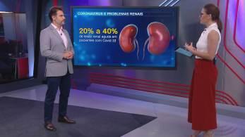 Neurocirurgião Fernando Gomes falou sobre pesquisa da Unifesp que investiga como o coronavírus pode afetar os rins