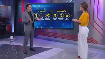 Neurocirurgião Fernando Gomes explicou doença que atinge cerca de 180 mil pessoas por ano no Brasil