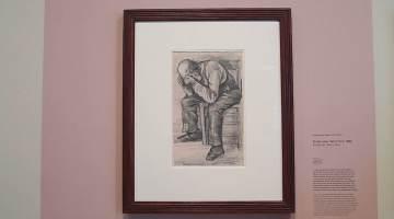 Museu holandês apresenta obra desconhecida de Van Gogh