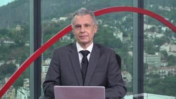 No quadro Liberdade de Opinião, jornalista Fernando Molica falou sobre reunião bilateral entre Jair Bolsonaro e o premiê britânico Boris Johson que deve abordar sustentabilidade