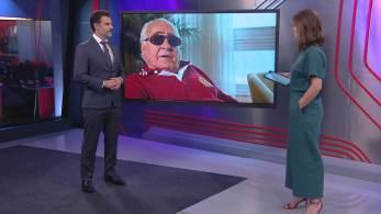 Dr. Fernando Gomes explicou a doença que vitimou o ator Luis Gustavo, aos 87 anos, no domingo (19)