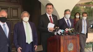 'Precatórios devem ser honrados', diz Pacheco após reunião com Lira e Guedes