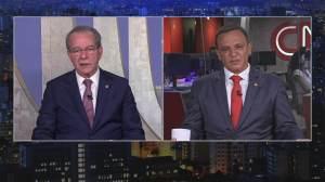 O Grande Debate: Aníbal e Bittar discutem a relação do Planalto com o Senado