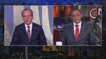 Mediação do debate dos senadores fica a cargo do âncora da CNN Evandro Cini