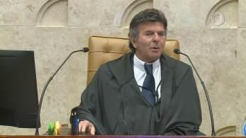 Em balanço sobre seu primeiro ano à frente da Corte, presidente do STF também ressaltou a contribuição do Supremo para a estabilidade institucional do Brasil