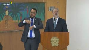Augusto Aras toma posse para segundo mandato na PGR nesta quinta-feira (23)