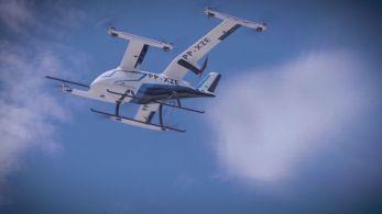 Gol e a Azul anunciaram a compra dos chamadas eVTOLs, que se assemelham a grandes drones
