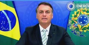 Na ONU, Bolsonaro destaca compromisso com transição energética e matriz brasileira