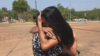 Depois de um ano e meio fechada, a fronteira em Puerto Iguazú tem trânsito restrito devido à pandemia