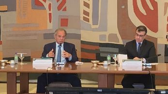 Ministro da Economia participou da cerimônia de apresentação do Pavilhão do Brasil na Expo 2020 Dubai