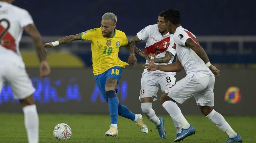 Brasil e Peru se enfrentam na Arena Pernambuco pela 10ª rodada das Eliminatórias