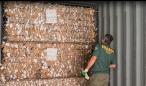 Ibama e Receita Federal investigam carga de lixo internacional no porto de Santos