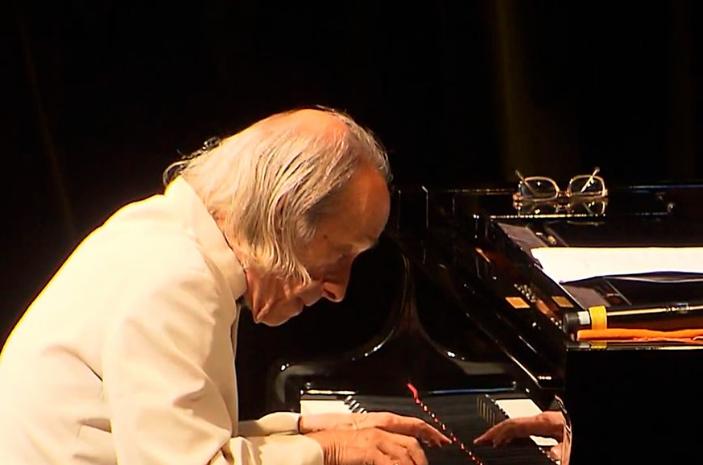 O pianista João Carlos Assis Brasil