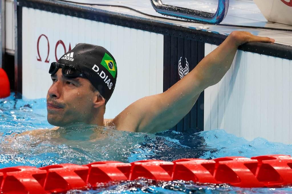 Com 27 conquistas em Paralimpíadas – sendo 14 de ouro – Daniel Dias é maior medalhista paralímpico brasileiro