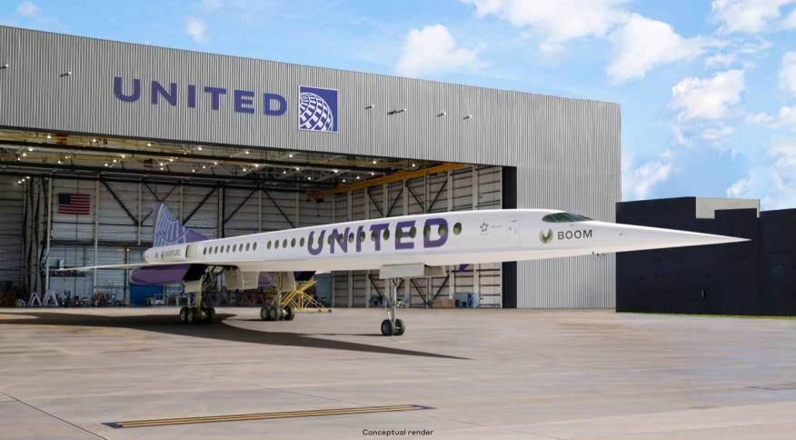 United Airlines recebe maior multa por atraso em pista de voo