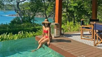 Daniela Filomeno na Costa Rica
