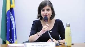 Deputada Tabata Amaral anuncia filiação ao PSB