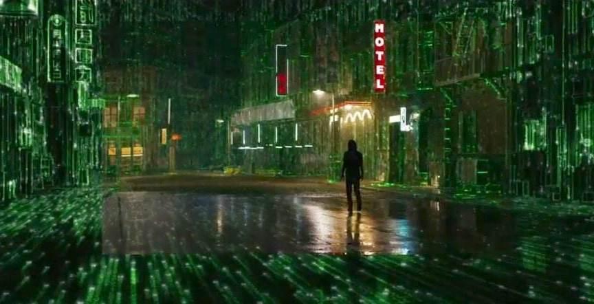 Neo descobre - novamente - a Matrix em sequência de saga