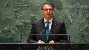 Leia a íntegra do discurso de Bolsonaro na 76ª Assembleia-Geral da ONU