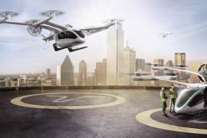 Divisão focada em mobilidade urbana, Eve quer povoar os céus de grandes cidades com os eVTOLs, veículos elétricos de pouso e decolagem verticais