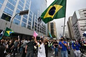 MBL, Vem Pra Rua e Livres articulam os atos e atraem políticos como Ciro Gomes e Henrique Mandetta, mas oposição permanece dividida