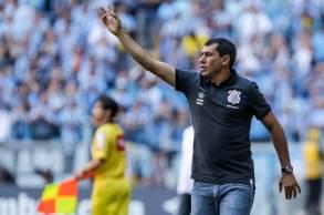 O treinador sucede Fernando Diniz, demitido após sequência de maus resultados no Brasileirão