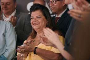 """Trajano, aos 69 anos de idade, aparece na categoria de """"Titãs"""", ao lado do CEO da Apple Tim Cook, em texto escrito pelo ex-presidente Lula"""