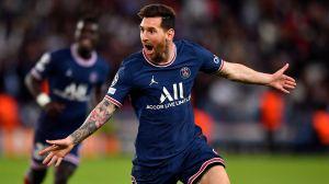 Messi marca seu primeiro gol pelo PSG contra Manchester City