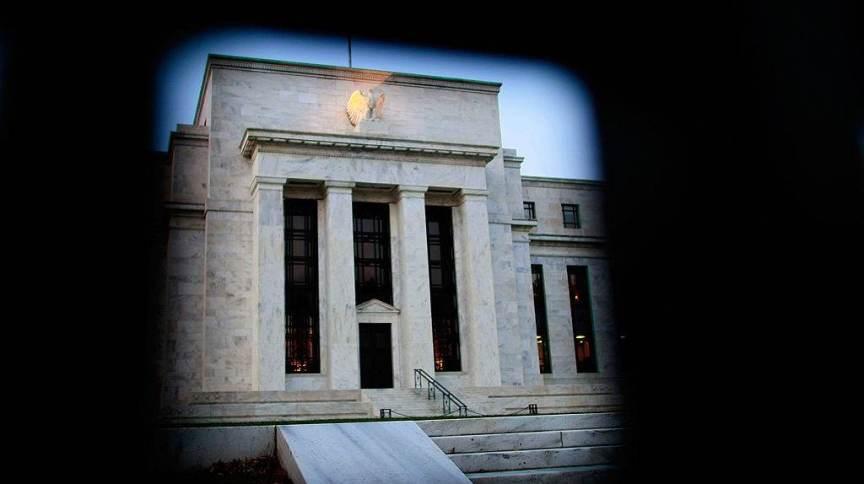 Prédio do Federal Reserve, o banco central dos EUA