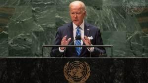 'Esta é uma década decisiva para nosso mundo', diz Biden na Assembleia-Geral da ONU