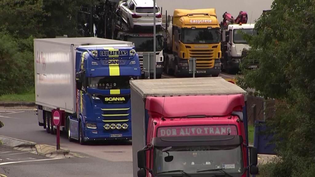 Logistics UK estima que Reino Unido precise de entre 90.000 e 120.000 motoristas para transporte de mercadorias