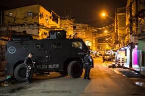 Pesquisa conduzida nas comunidades na zona norte do Rio mostra que população teme balas perdidas e não se acostuma à violência