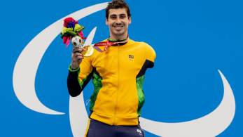 Com duas vitórias na natação, uma no atletismo e outra no parataekwondo – que estreou em Tóquio –, país chega a 19 medalhas douradas e está a duas de recorde