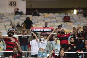 Decisão suspende torcedores no estádio até próxima reunião do Conselho Técnico, no dia 28 de setembro