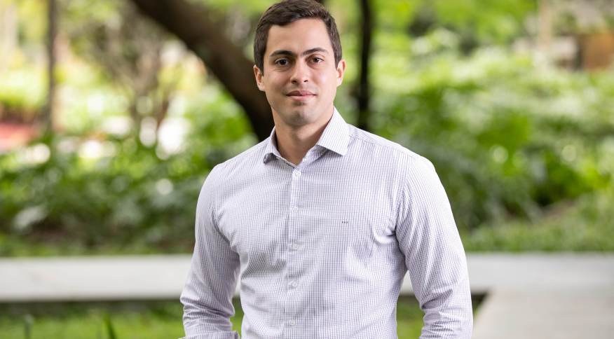 Pedro Freitas, sócio da XP e responsável pelo setor de agronegócio no Investment Banking da empresa
