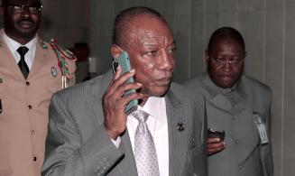 Militares destituíram o presidente Alpha Conde neste domingo, no terceiro golpe desde abril na África Ocidental e Central